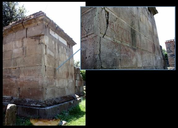 Pompeii 'Wall Posts' Reveal Ancient Social Networks