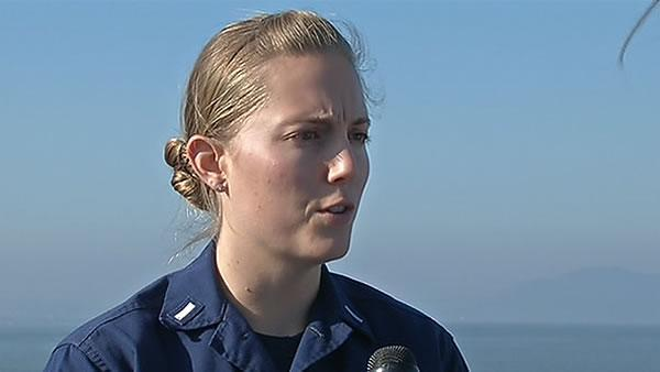 Coast Guard update on tanker crash investigation