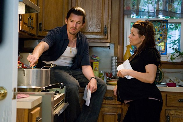 Brooklyn's Finest 2010 Production Photos Overture Films Ethan Hawke Lili Taylor