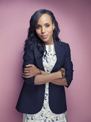 Kerry Washington plays Broomhilda in 'Django Unchained'