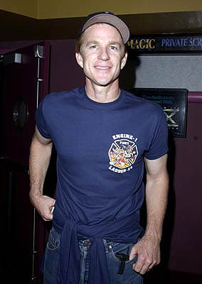 Premiere: Matthew Modine at a New York screening of MGM's Bandits - 9/25/2001