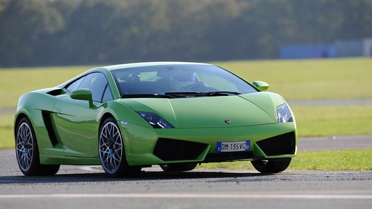 "Lamborghini LP560-4 as seen in <a href=""/baselineshow/4742776"">""Top Gear.""</a> Top Gear (NBC)"