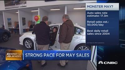 Memorial Day deals expected to lure car buyers