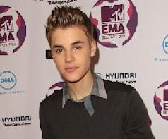 Justin Bieber attends the MTV Europe Music Awards 2011 at the Odyssey Arena in Belfast, Northern Ireland on November 6, 2011  -- Getty Images