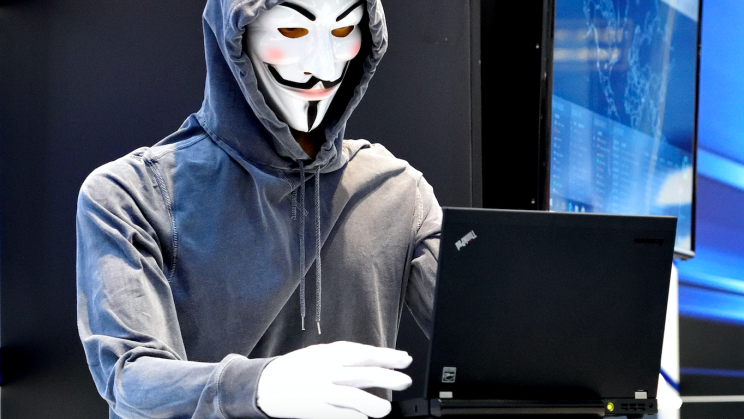 Hackers have little chance of changing the course of the election.