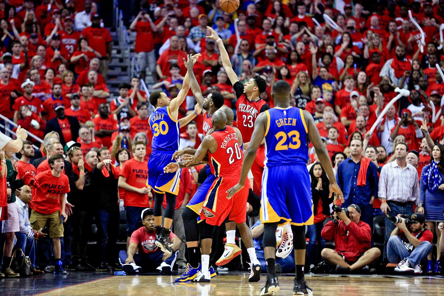 How Stephen Curry scored 6 points in 9 seconds to complete the most insane comeback of the year