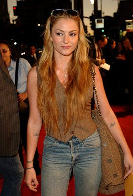 Drea de Matteo at the LA premiere of Warner Bros. Pictures' North Country