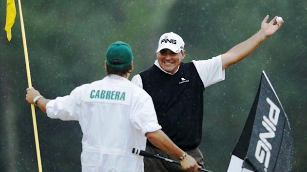 Angel Cabrera (Reuters)