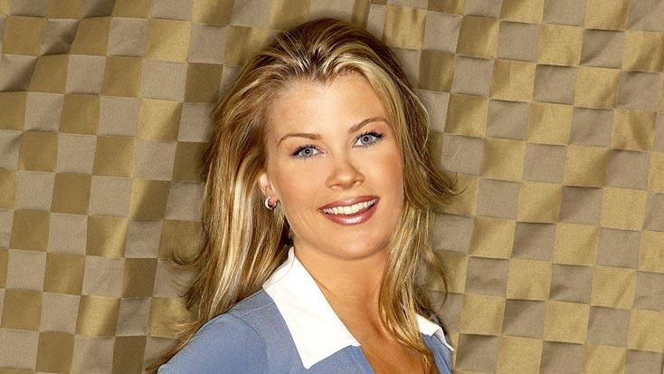 Alison Sweeney stars in Days Of Our Lives on NBC.