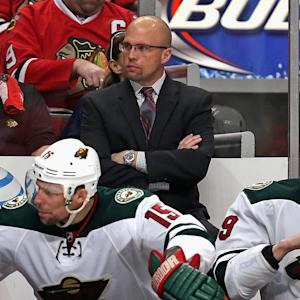 Minnesota Wild fire head coach Mike Yeo