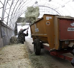 Q&A: Questions and answers about the farm bill