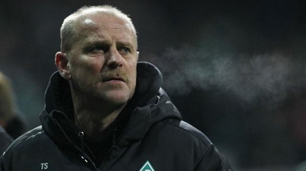 Werder Bremen coach Thomas Schaaf (Reuters)