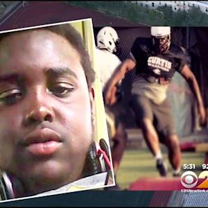 High School Football Player Dies After Collapsing On The Field