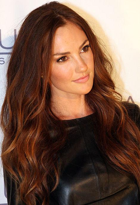 Minky Kelly in 2012.