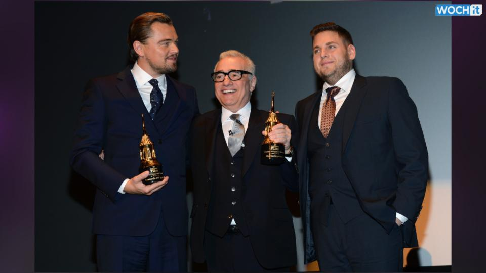 Leonardo DiCaprio To Discuss Work With Martin Scorsese At New York Retrospective