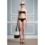 Designer Jason Wu has included his first swimwear in his latest Resort collection, which drew its influences from a trip Wu took to Old San Juan, Puerto Rico.