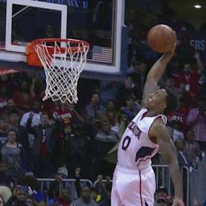 Teague's Steal and Dunk