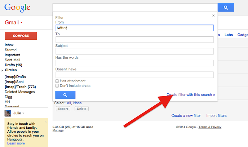 how to make business email on gmail