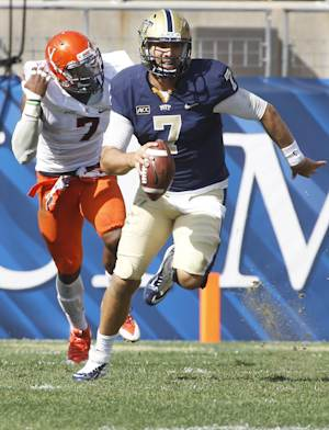 Pitt QB Savage expected to play against Hokies