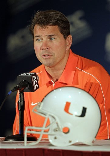 Golden defends Miami from latest allegations