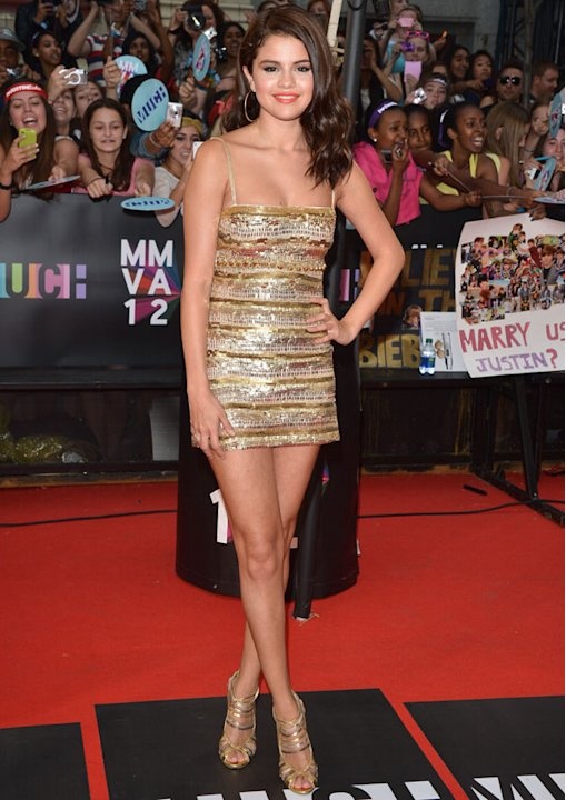 MuchMusic Awards 2012 Best Dressed: Selena Gomez &amp; More