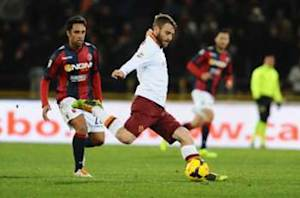 Daniele De Rossi left out of Italy squad