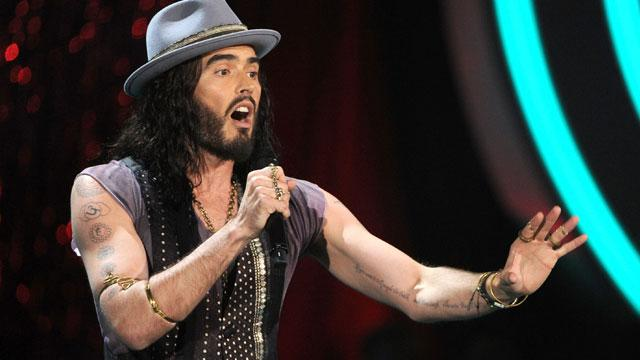 Russell Brand Sentenced in Phone-Throwing Case