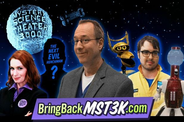 Felicia Day Joins Cast of 'Mystery Science Theater 3000' Reboot