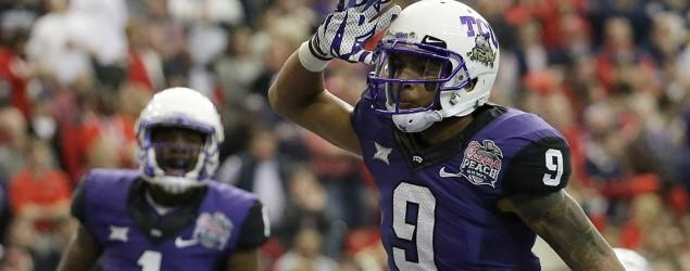 TCU's hopes high as kickoff weekend nears