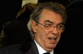 It's not time to discuss Stramaccioni's future, says Inter president Moratti