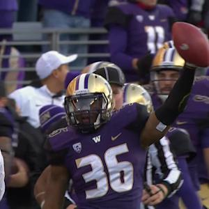 Highlights: Washington football captures Apple Cup with upset over No. 20 WSU