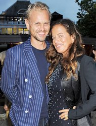 Jade Jagger, Mick's Daughter, Weds Adrian Fillary