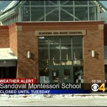 Denver School Closed Due To Pipes Bursting