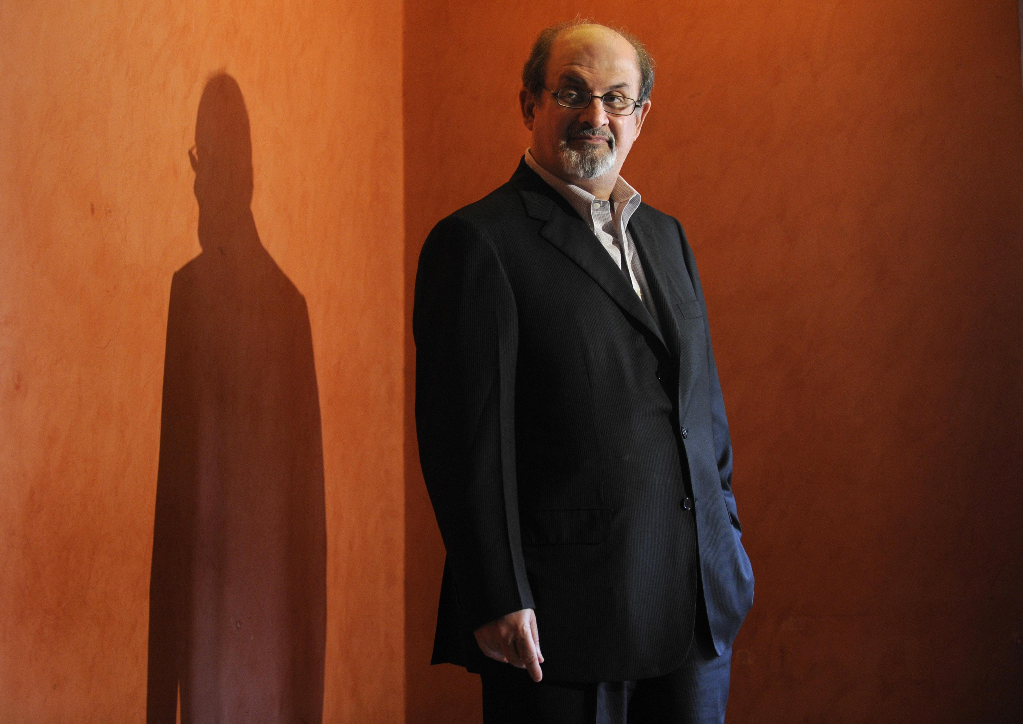 New Salman Rushdie novel out in September: publishers