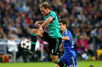 Howedes: Chelsea punished Schalke brutally