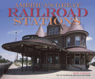 "This book cover image courtesy of Studio shows the cover of ""America's Great Railroad Stations,"" by Roger Straus III, Hugh Van Dusen and Ed Breslin. Books with a travel theme _ whether practical, beautiful, inspirational or just a good read _ might make the perfect holiday gift this season. (AP Photo/Studio)"