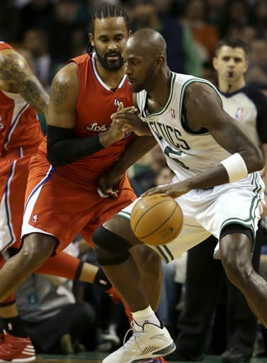 Celts now 4-0 without Rondo, top Clippers 106-104