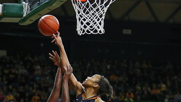NCAA Womens Basketball: Texas at Baylor