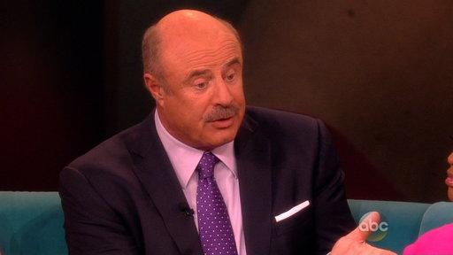 Dr. Phil Weighs in On Hot Topics
