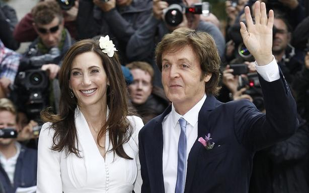 Paul McCartney Is Off The Market (Again)