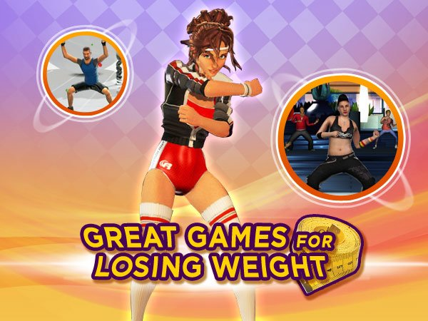 Great games for weight loss