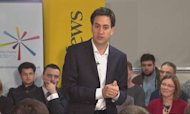 Ed Miliband: 'We Could Rebuild Britain'