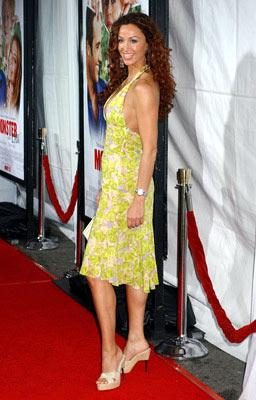 Sofia Milos at the Westwood premiere of New Line Cinema's Monster-In-Law