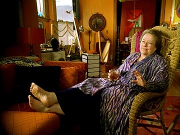 Kathy Bates in New Line's About Schmidt