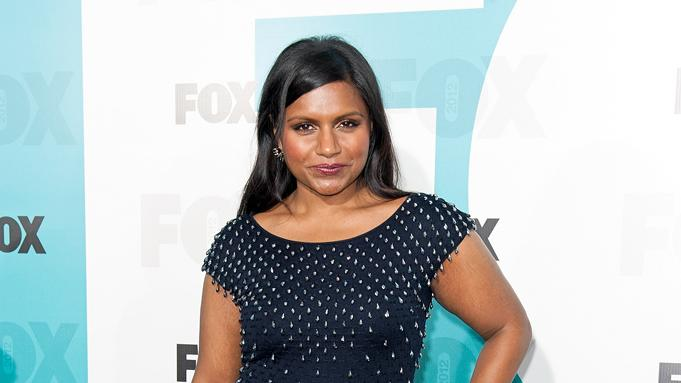 Fox 2012 Programming Presentation Post-Show Party - Mindy Kaling