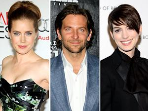 Oscar Nominations 2013: Stars React to Their Academy Awards Nods