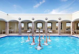 Workout Pick: Try Synchronised Swimming Lessons at The Berkeley Hotel