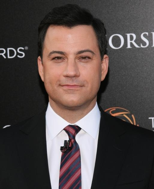 Jimmy Kimmel attends 'Escape to Total Rewards' at Hollywood & Highland Center in Los Angeles on March 1, 2012  -- Getty Premium