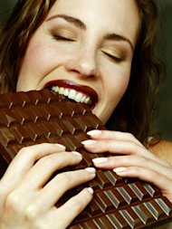 Good news! Scientists have discovered a way to make chocolate healthier