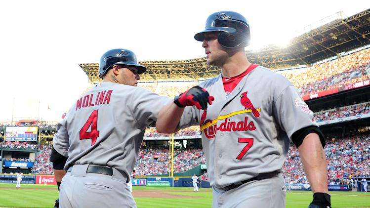 Wild Card Game - St Louis Cardinals v Atlanta Braves